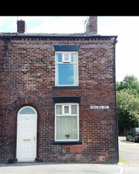 Thumbnail 1 bed terraced house to rent in Hollins Road, Oldham