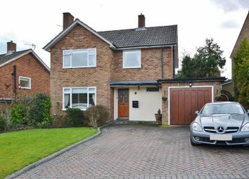 Thumbnail 3 bed detached house for sale in Woodhill Park, Pembury, Tunbridge Wells
