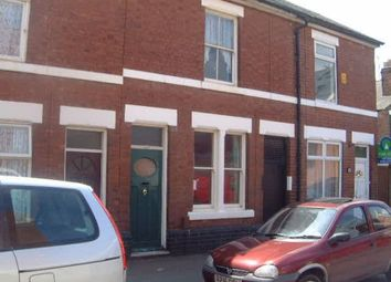 Thumbnail 2 bed terraced house to rent in Roman Road, Chester Green, Derby