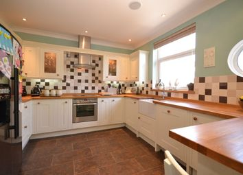 Thumbnail 3 bedroom semi-detached house for sale in Church Lane, Cowes