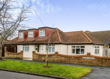 Thumbnail 4 bed detached house for sale in Elder Avenue, Wickford
