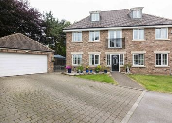 Thumbnail 6 bed detached house for sale in The Haven, Carlton-In-Lindrick, Worksop, Nottinghamshire