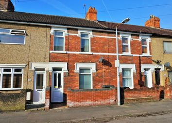 Thumbnail 2 bedroom terraced house for sale in Deburgh Street Rodbourne, Swindon