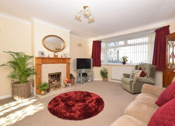 Thumbnail 3 bed terraced house for sale in Winchfield Crescent, Havant, Hampshire