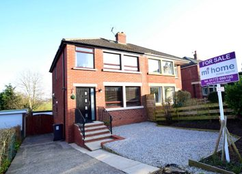 Thumbnail 4 bed semi-detached house for sale in St. Michaels Road, Kirkham, Preston