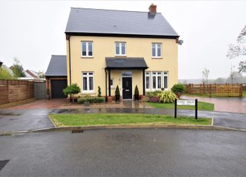 Thumbnail 4 bed detached house for sale in Hart Walk, Upper Heyford, Bicester