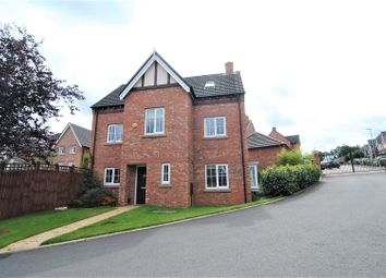 Thumbnail 5 bed detached house for sale in Peel Tower Close, Chorley
