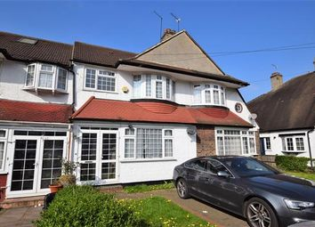 Thumbnail 3 bed semi-detached house to rent in Manor Close, London
