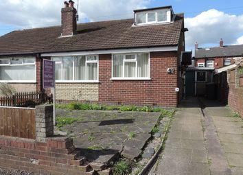 Thumbnail 4 bed semi-detached bungalow for sale in 6 Pennine Avenue, Chadderton
