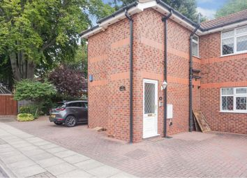 Thumbnail 1 bed flat for sale in Eaton Court, Grimsby