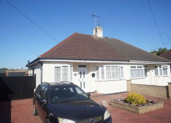 Thumbnail 2 bed semi-detached bungalow for sale in Bushey Mill Lane, Watford