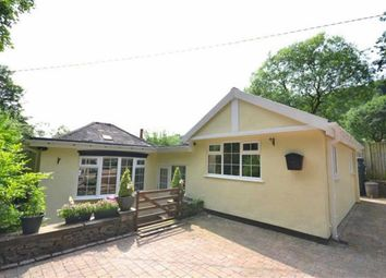 Thumbnail 4 bed detached bungalow for sale in Reacliffe Road, Rudyard, Leek