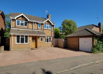 Thumbnail 4 bed detached house for sale in Apsley Way, Worthing, West Sussex