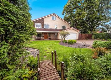 Thumbnail 4 bedroom detached house for sale in Oaklands, Darras Hall, Ponteland, Northumberland