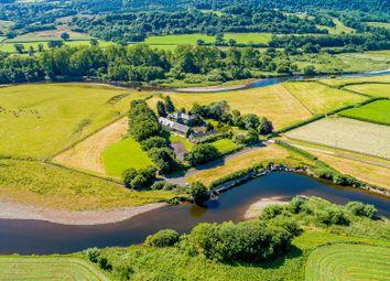 Thumbnail 10 bed property for sale in Dryslwyn, Carmarthen