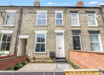 3 bed terraced house for sale in Connaught Road, Norwich NR2