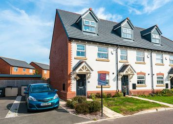 Thumbnail 3 bed mews house for sale in Fleming Court, Shevington, Wigan