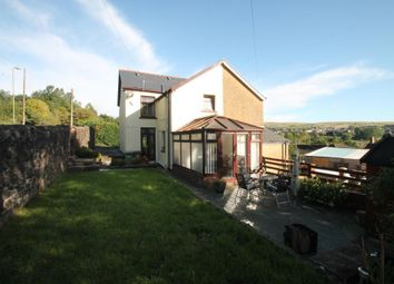 Thumbnail 3 bed semi-detached house for sale in Hill Road, Pontlottyn, Bargoed, Caerphilly