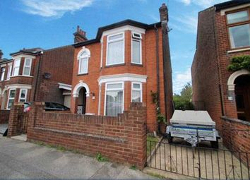 Thumbnail 3 bed detached house for sale in Darwin Road, Ipswich
