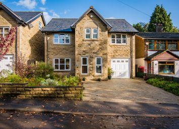 Thumbnail 4 bed detached house for sale in Oaks Lane, Bradshaw, Bolton