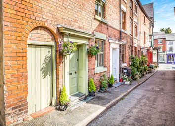 Thumbnail 2 bed terraced house for sale in Narrow Street, Llanfyllin