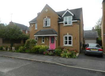 Thumbnail 4 bedroom detached house for sale in Penley Hall Drive, Penley, Wrexham