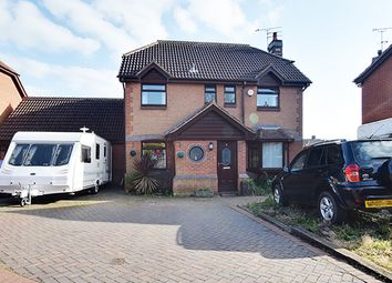 Thumbnail 4 bedroom detached house for sale in Church Close, Arley, Coventry, Warwickshire