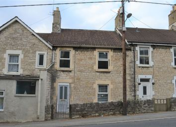 Thumbnail 3 bed terraced house for sale in Frome Road, Writhlington, Radstock
