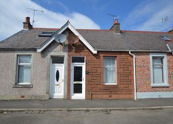 Thumbnail 1 bed terraced house for sale in 3 Killochan Street, Girvan
