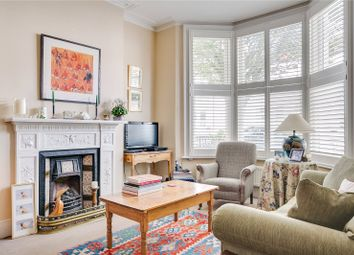 Thumbnail 3 bed terraced house for sale in Ewald Road, Parsons Green, Fulham, London