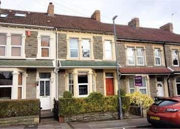 Thumbnail 2 bed terraced house for sale in Honey Hill Road, Kingswood