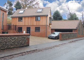Thumbnail 4 bed detached house for sale in Roughton Road, Cromer
