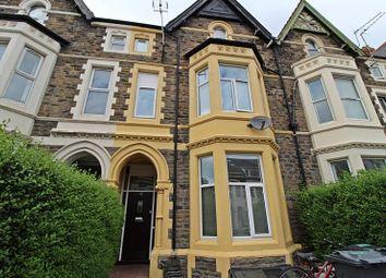2 bed flat to rent in Glynrhondda Street, Cathays, Cardiff CF24