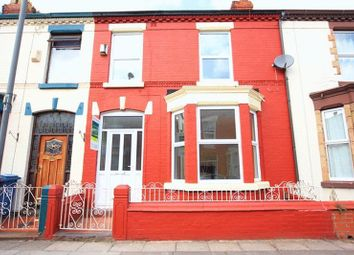 Thumbnail 3 bedroom terraced house for sale in Avondale Road, Waveretree, Liverpool