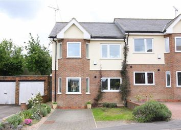 Thumbnail 4 bedroom semi-detached house for sale in Brewhouse Hill, Wheathampstead, Hertfordshire