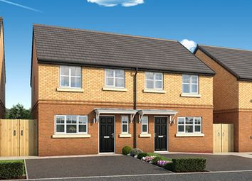 "Thumbnail 3 bed property for sale in ""The Kellington"" at Newbury Road, Skelmersdale"
