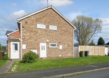 Thumbnail 2 bed flat for sale in Brunslow Close, Wolverhampton