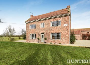 Thumbnail 4 bed detached house for sale in Laytham, York
