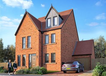 Thumbnail 5 bed detached house for sale in Station Road, Delamere, Northwich