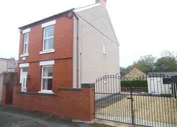 Thumbnail 2 bed detached house for sale in Sidney Street, Rhosllanerchrugog, Wrexham