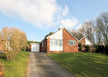 Thumbnail 2 bedroom bungalow for sale in Helena Close, Knutsford