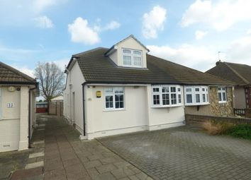 Thumbnail 4 bed bungalow for sale in Eastwood Drive, Rainham