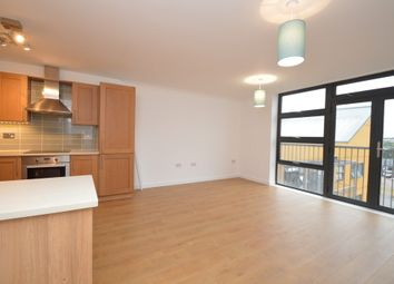 Thumbnail 2 bed flat to rent in Maltings Close, Bow