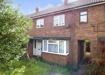 Thumbnail 2 bed town house for sale in Prince Charles Avenue, Leek