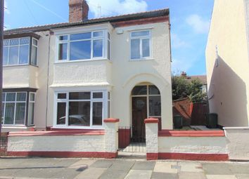 Thumbnail 3 bed semi-detached house to rent in College Drive, Bebington, Wirral, Merseyside