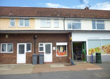 Thumbnail 2 bed flat to rent in Wadgate Road, Felixstowe