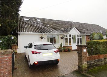 Thumbnail 3 bed semi-detached bungalow for sale in Longmeadow Drive, Dinas Powys