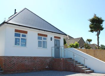 Thumbnail 4 bed detached bungalow for sale in Hythe Road, Oakdale, Poole