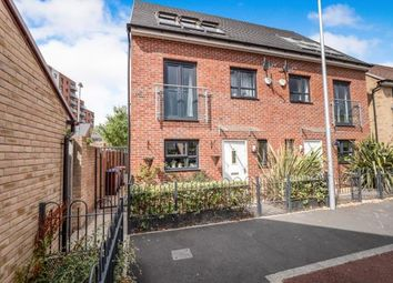 Thumbnail 4 bedroom semi-detached house for sale in Hatton Gardens, Salford, Greater Manchester