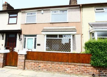 Thumbnail 3 bed terraced house for sale in Parkfield Road, Waterloo, Liverpool